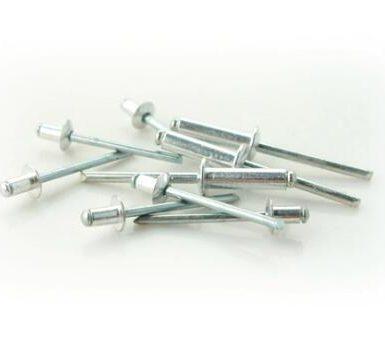 Rivetto cieco in alluminio standard Asme Inch